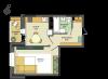 1-комнатая квартира
